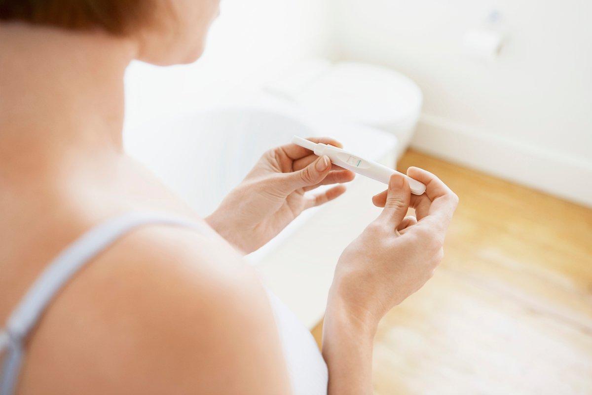 Незащищенный секс в первые дни принятия ок