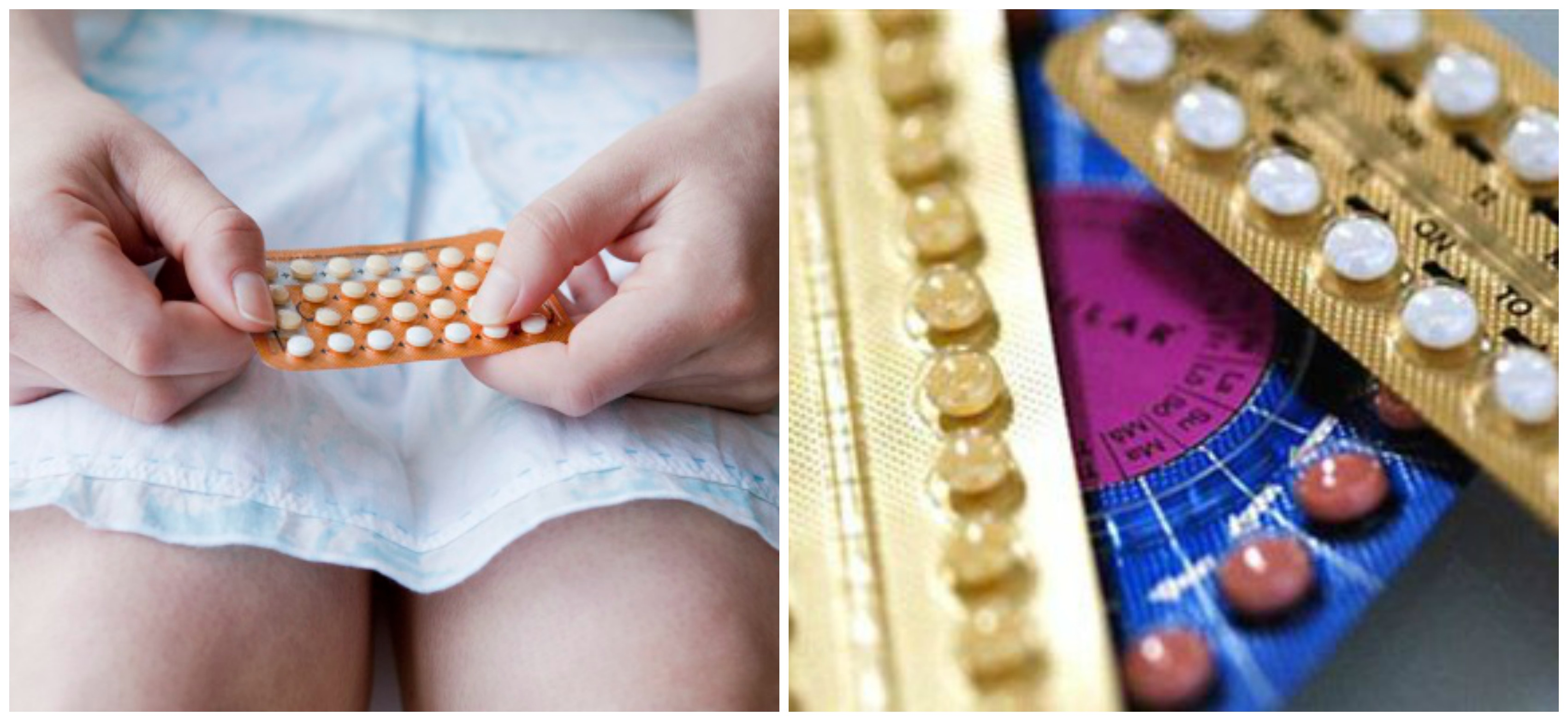 Гормональные таблетки для беременности