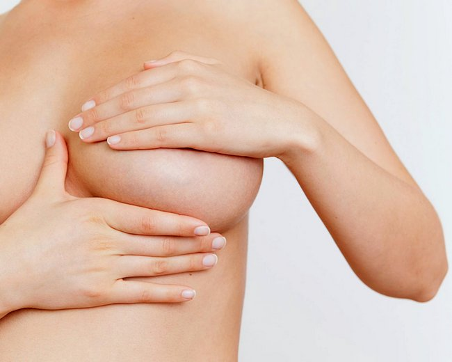 вытянутая грудь фото