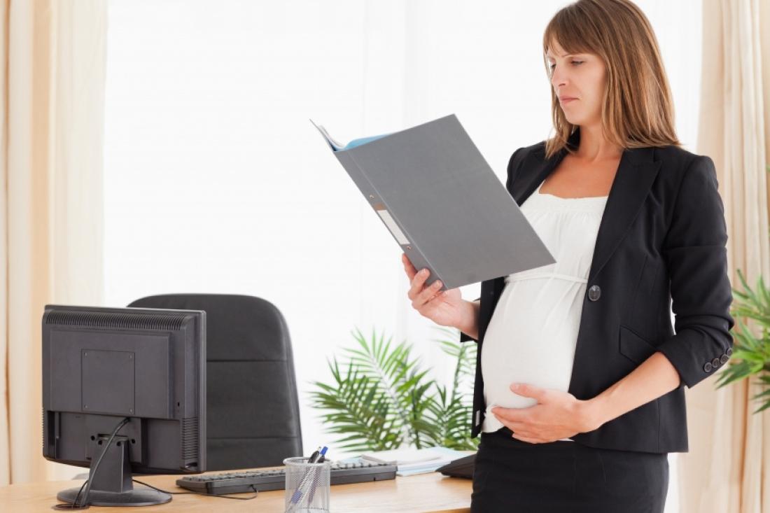 На каком сроке беременности уходят в декрет