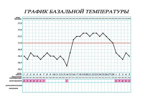 Беременность и температура 37