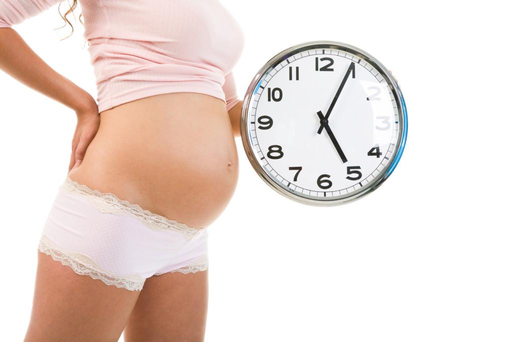 У беременной ребенок должен шевелиться каждый день 85