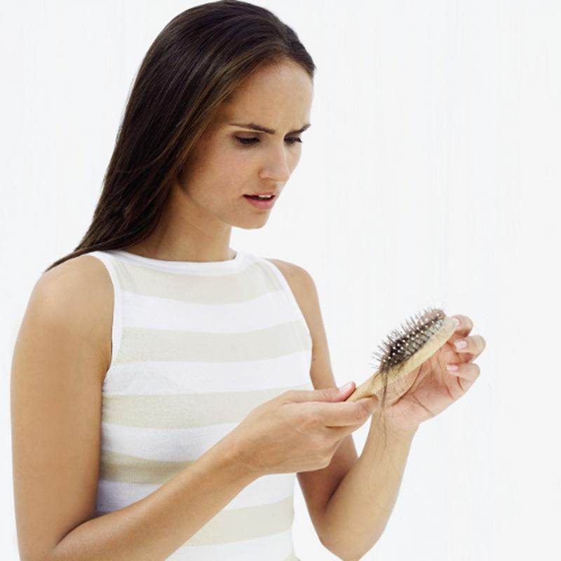 Выпадение волос из-за недостатка кальция в организме
