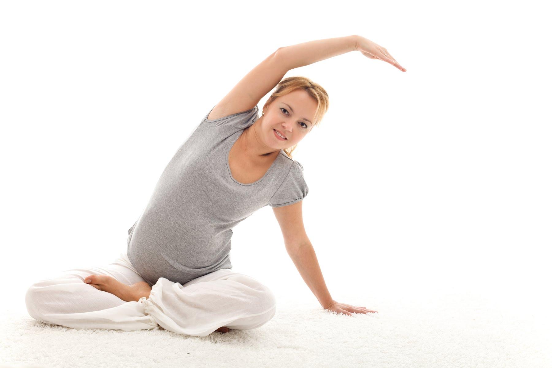 Лфк для беременных в домашних условиях