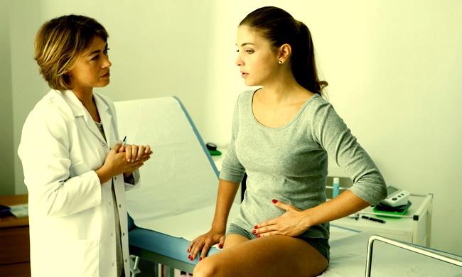 Обильные выделения белого цвета при беременности