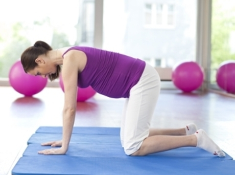 Гимнастика для беременных при тонусе матки 11
