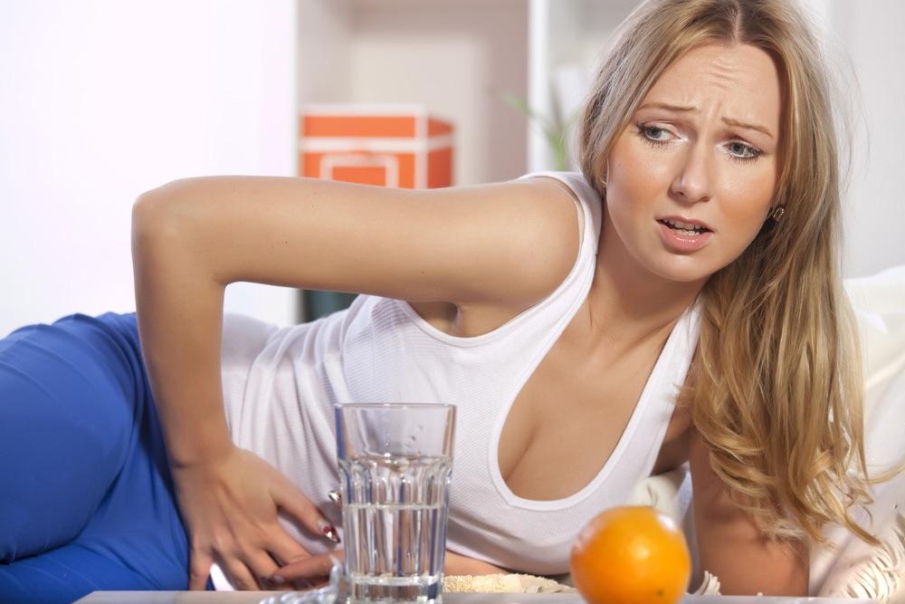 Расстройство желудка как признак беременности