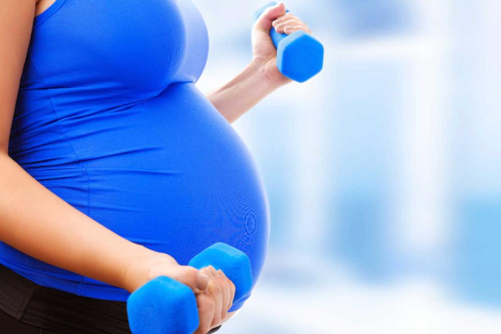 Живот при беременности твердый или мягкий