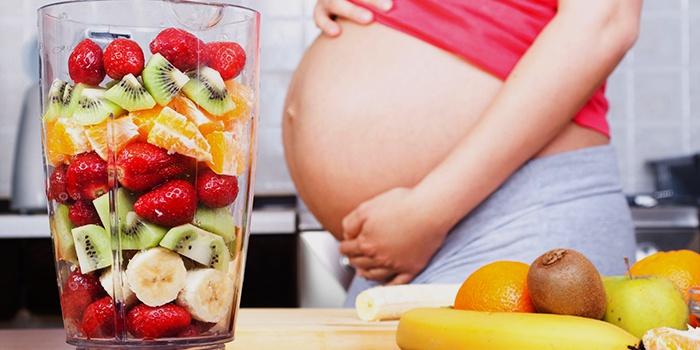 Какие продукты диета благоприятны способствуют зачатию