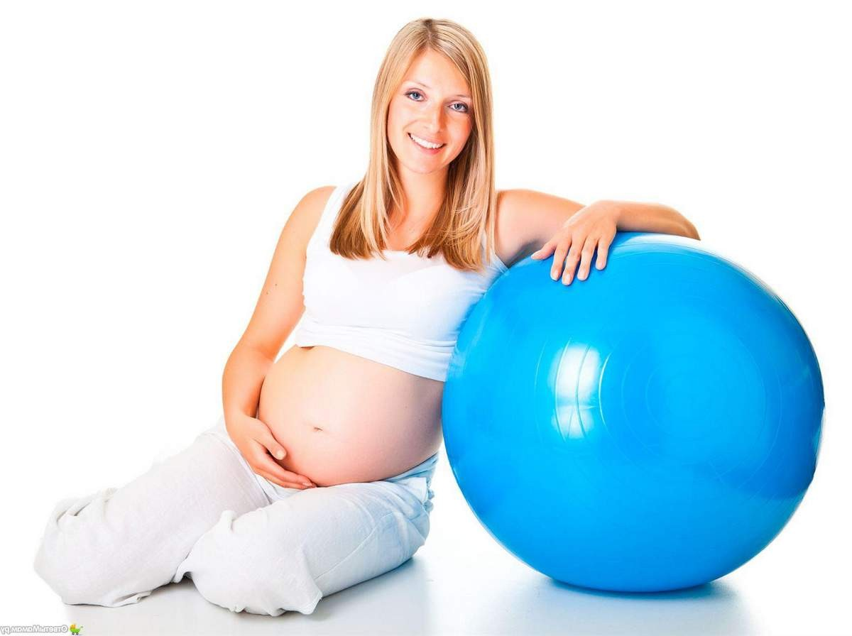 Как похудеть беременности