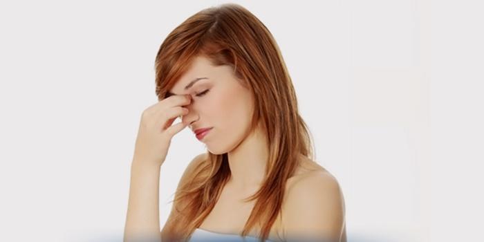 Чем капать в нос при беременности если заложен нос