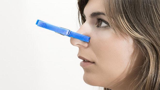 При беременности заложен нос что делать