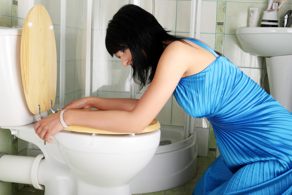 Как убрать тошноту в домашних условиях беременной 49