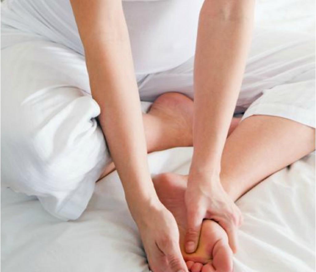 Отекли ноги у беременной