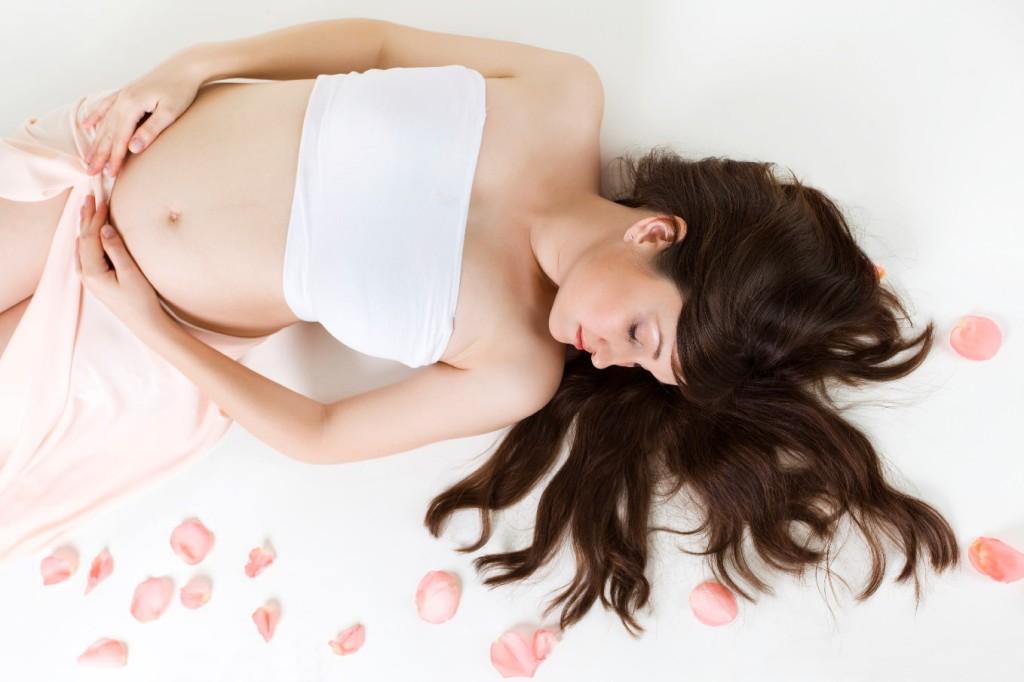Уход за телом при беременности