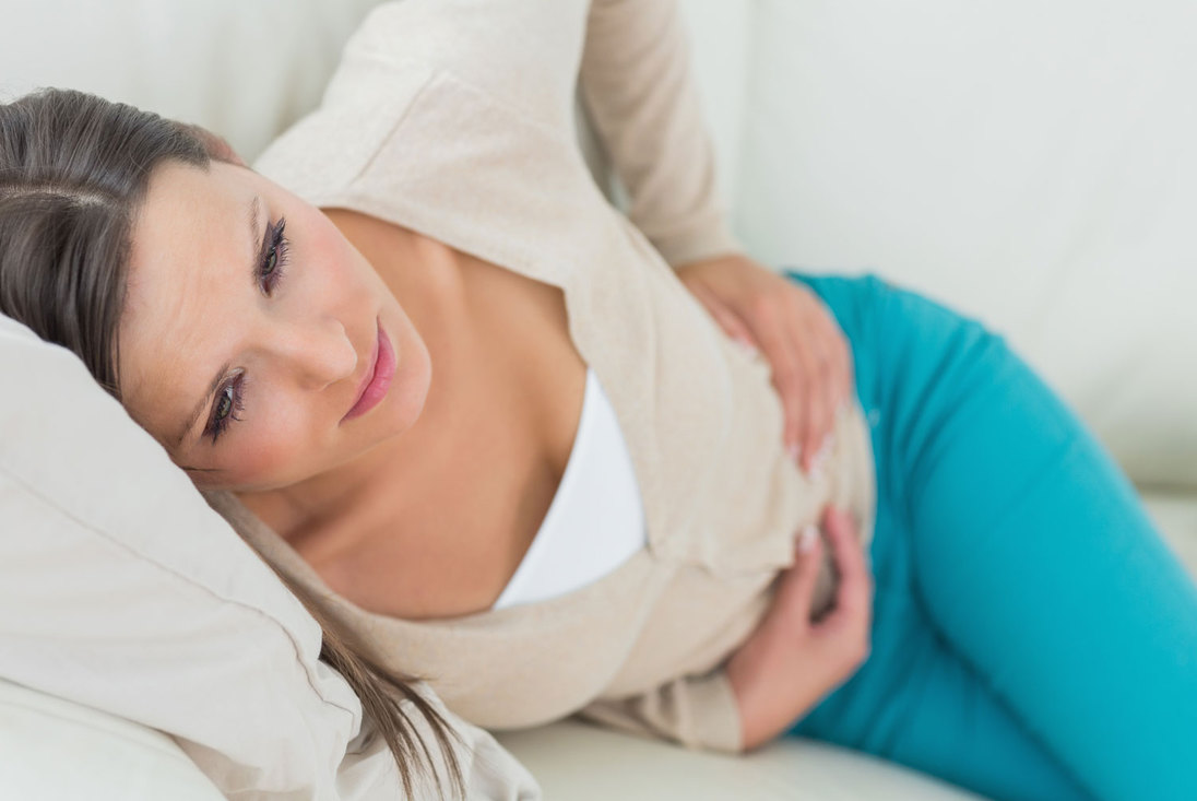 До какого срока тянет живот при беременности