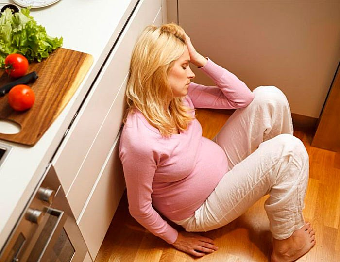 Очень тошнит не беременна 90