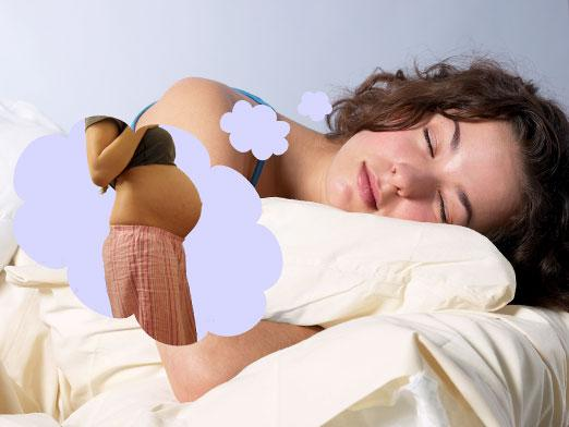 Быть беременной во сне для девушки 68