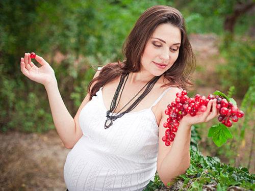 Виноград при беременности 2 триместр