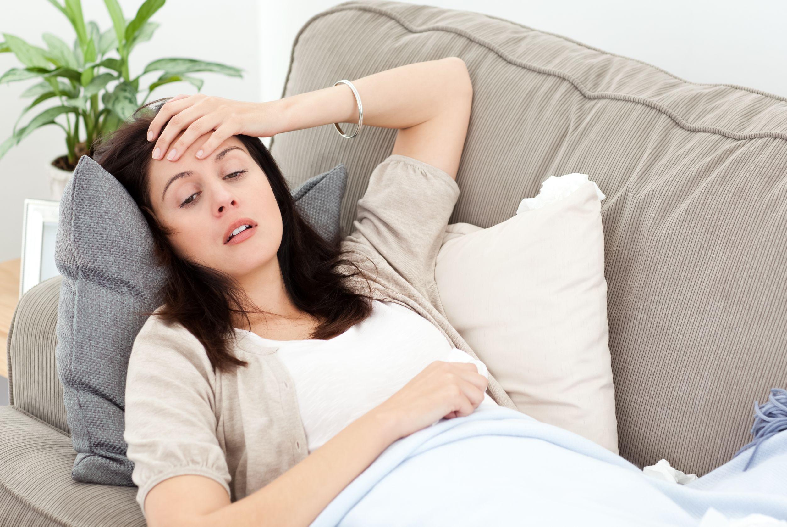 Горчичники во время беременности