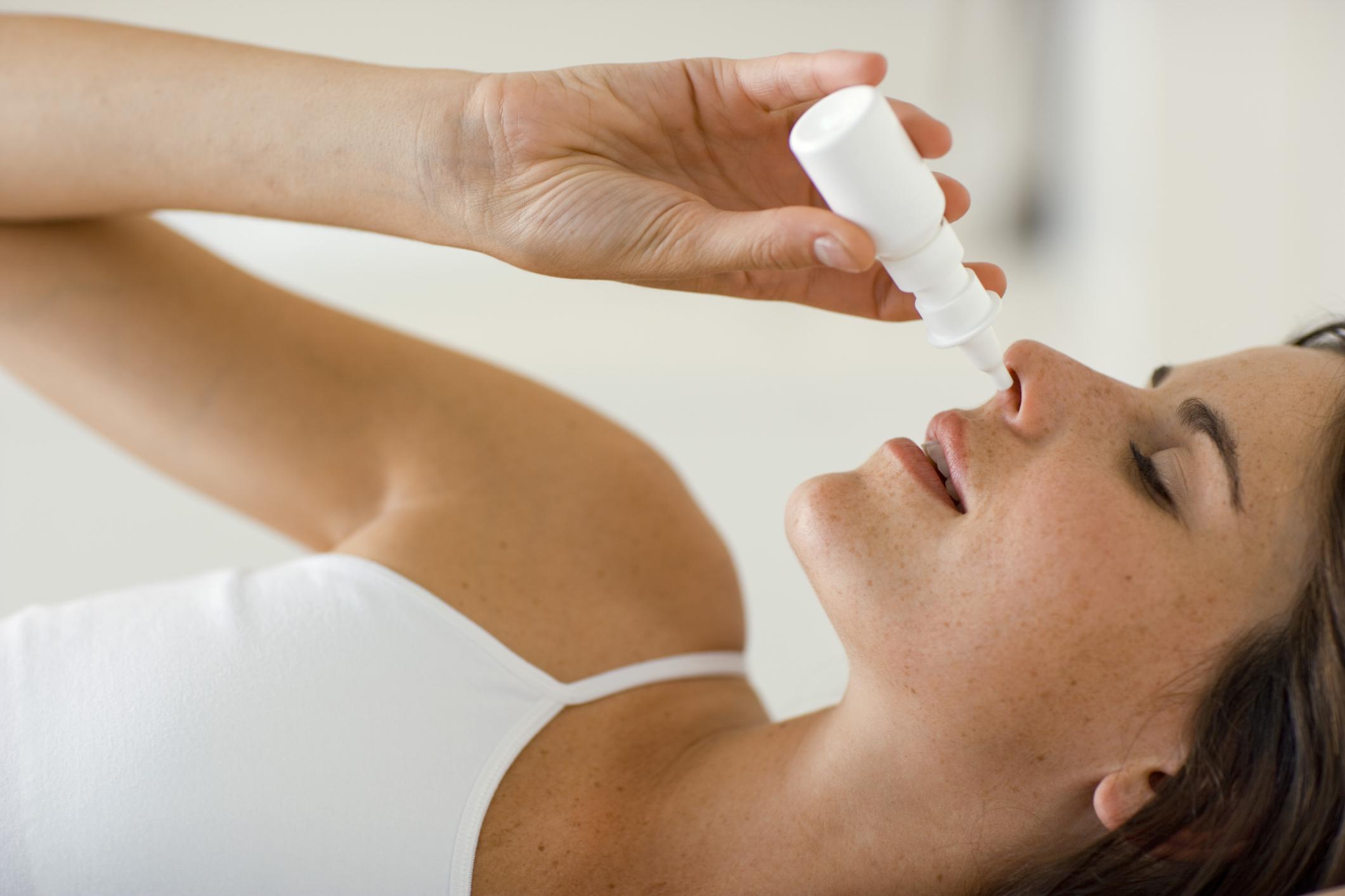 Чем капать нос беременным народными средствами