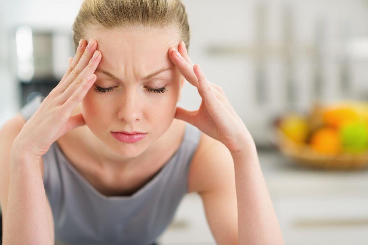 Как бороться с головной болью при беременности