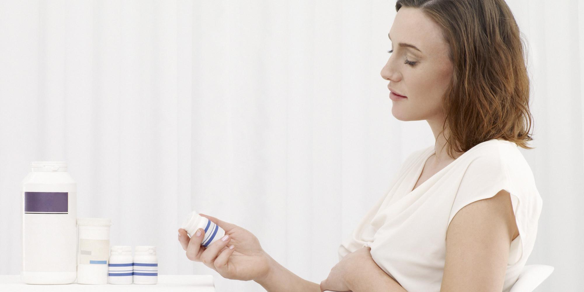 Парацетамол при беременности 1 триместр от головной боли