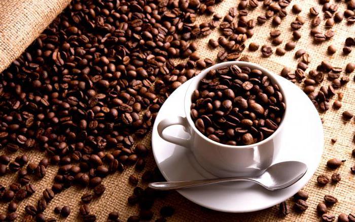 Беременная хочет кофе