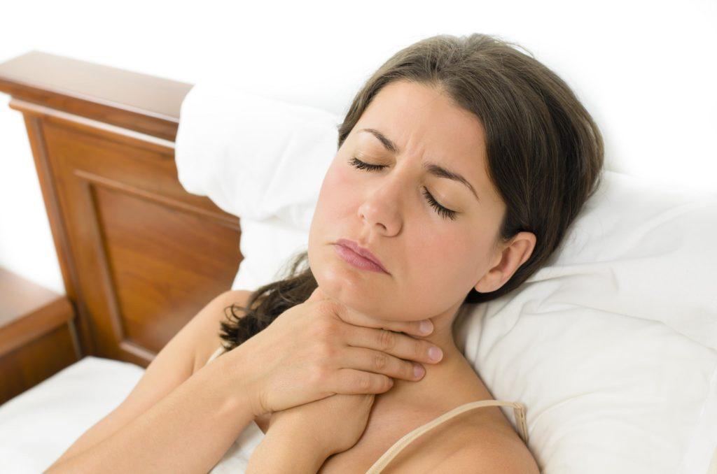 Почему сушит во рту у беременных 12