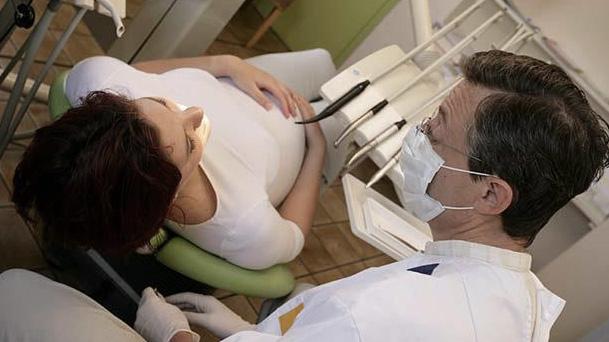 У беременной плохие зубы что делать