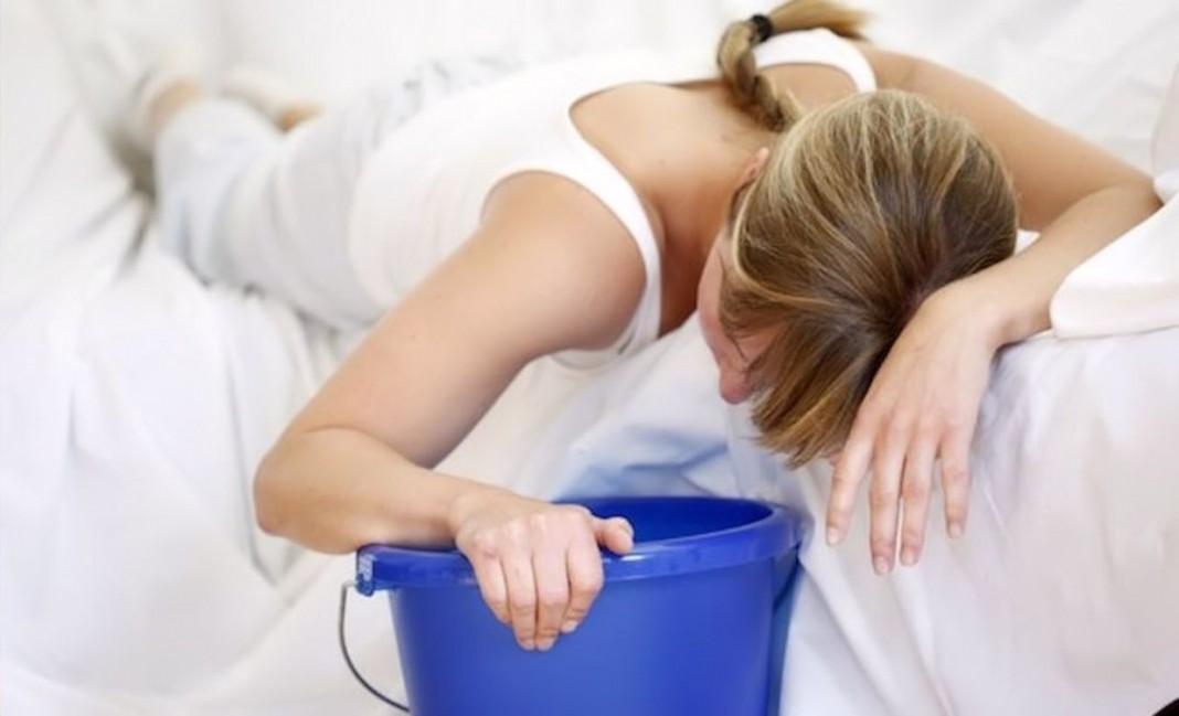 Рвота кислотой при беременности