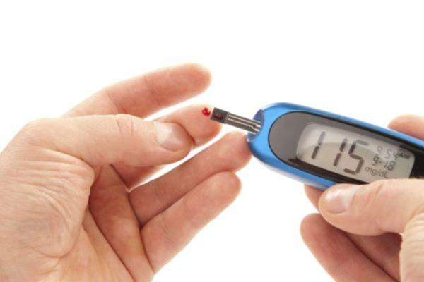 При беременности глюкоза повышена