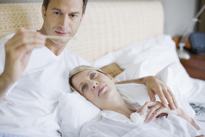 Повышается ли при беременности температура тела
