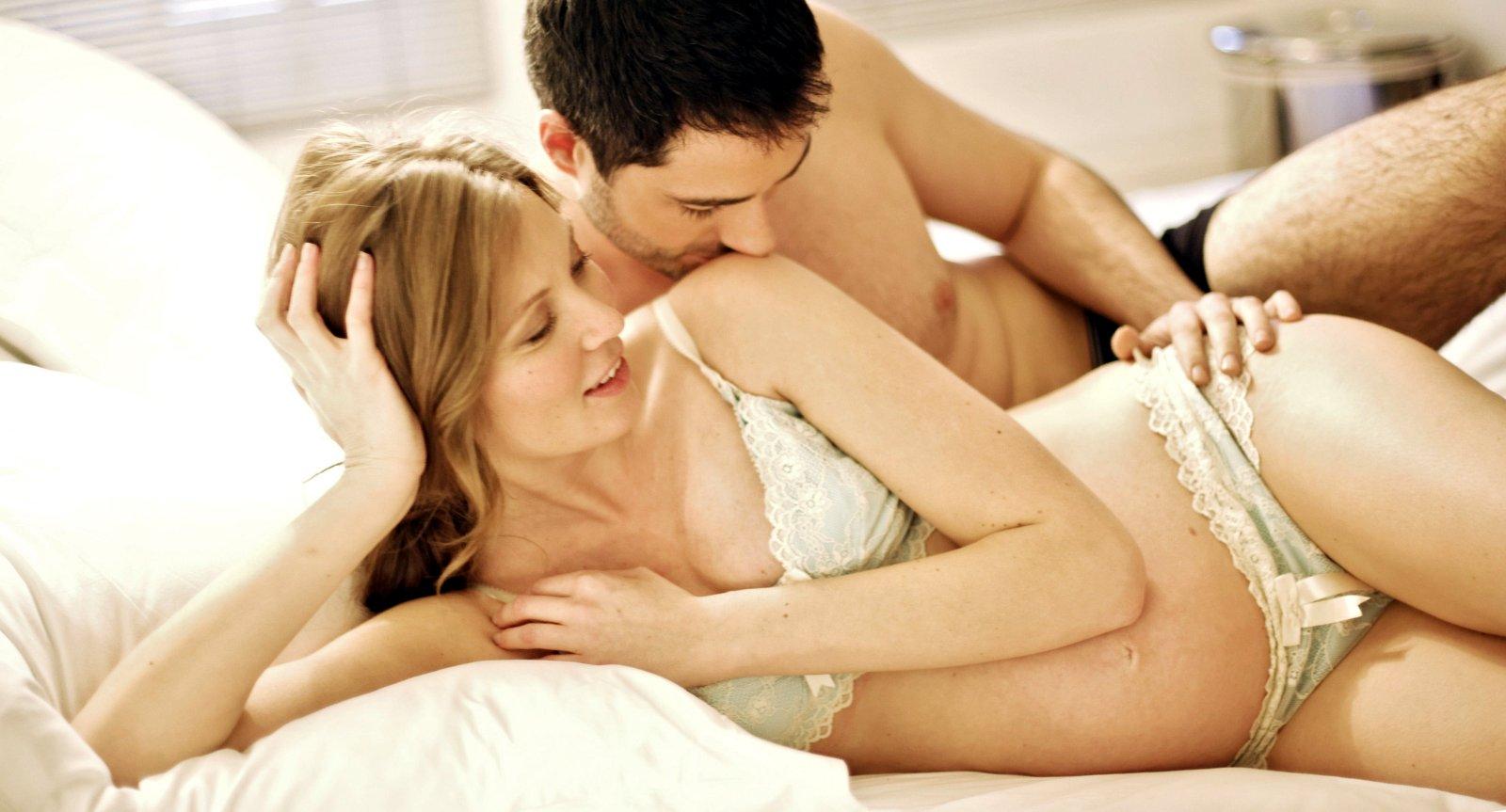 Видео о сексе и о родах с беременной