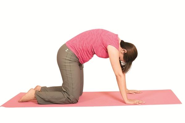 Гимнастика для беременных в домашних условиях. Упражнения 98
