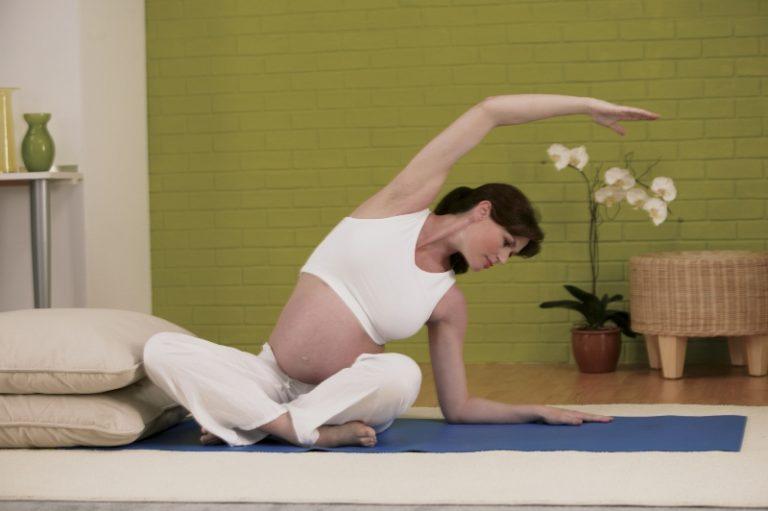 Зарядка для беременных 1 триместр 47
