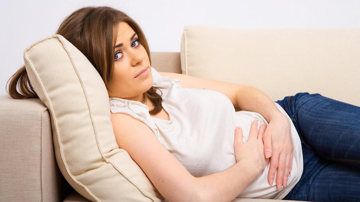 Как болит живот у беременных 66