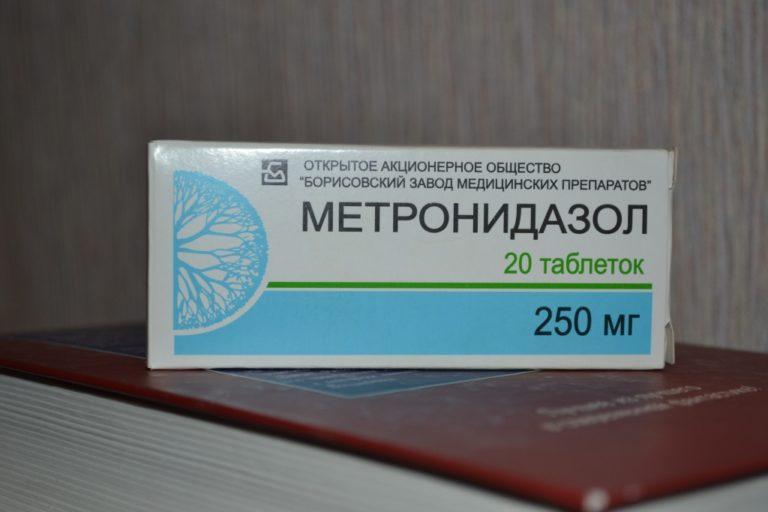Доза метронидазола при алкоголизме