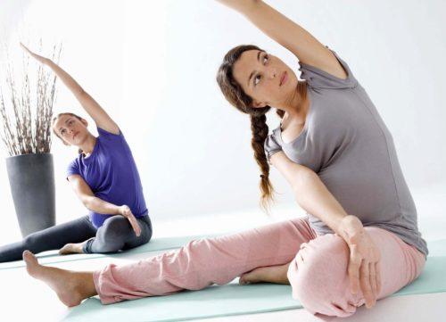 При вздутии живота болит низ живота при беременности