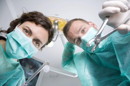 У беременной после удаления зуба болит десна