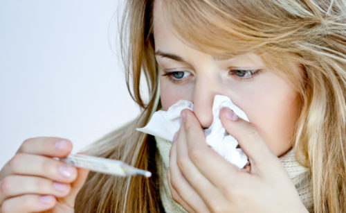 Препараты от насморка при беременности