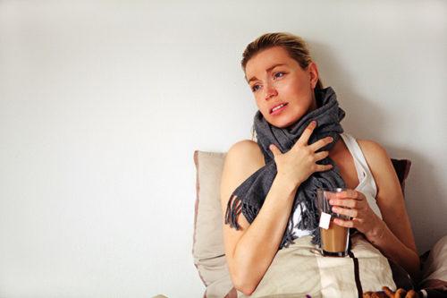 Острый бронхит у беременных женщин