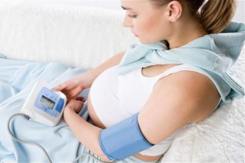 Что помогает от пониженного давления при беременности