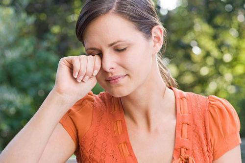Как вылечить ячмень на глазу во время беременности