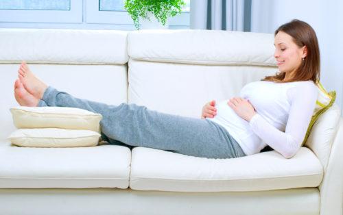 Троксевазин при отеках во время беременности