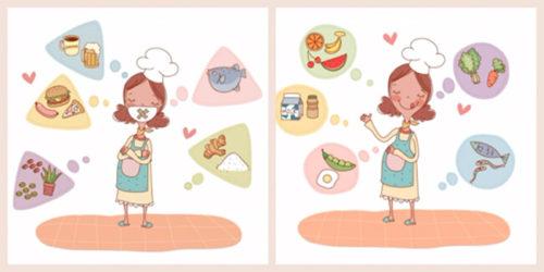 Что нельзя есть при беременности на ранних и поздних сроках. Что нельзя есть и пить во время беременности: список продуктов