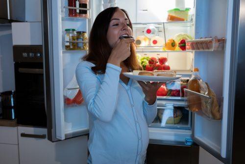 Диета во втором триместре для снижения веса