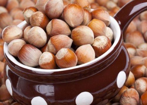Фундук орехи польза для беременных
