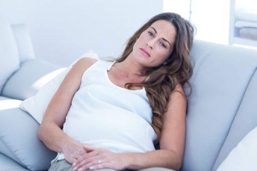 Беременность без симптомов на ранних