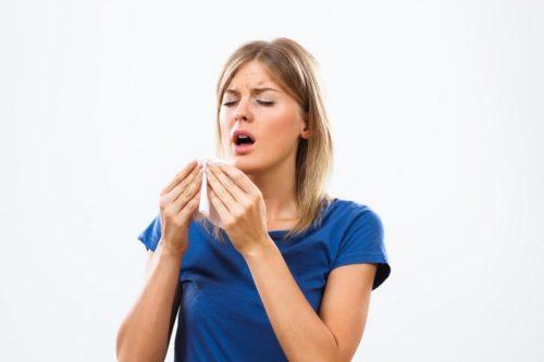 Во время беременности при чихании резкая боль внизу живота при беременности